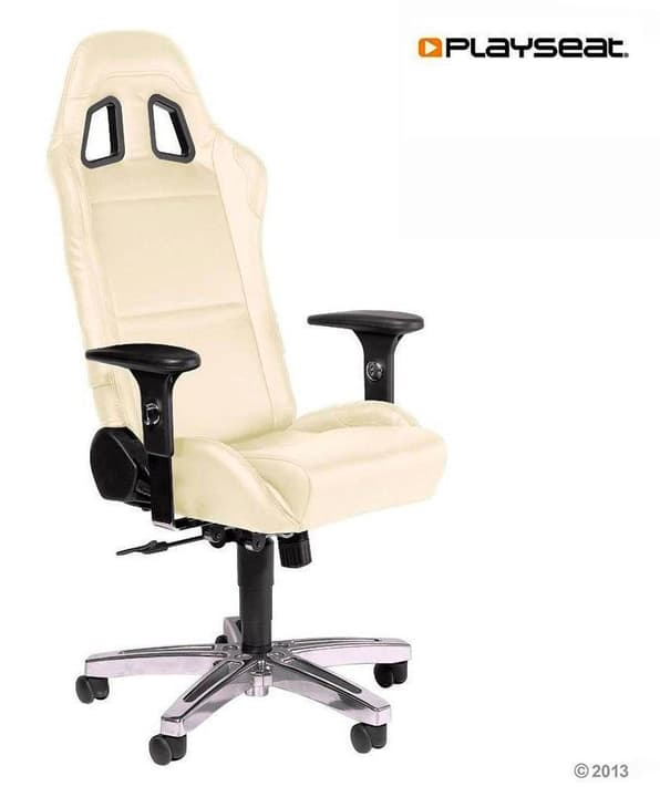 Office Seat bianco Playseat 785300127591 N. figura 1