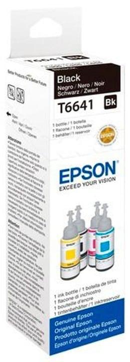 T6641 Tintenpatrone schwarz Epson 795847000000 Bild Nr. 1