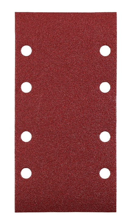 Strisce abrasive, corindone pregiato, 93 x 185 mm, K40 kwb 610525900000 N. figura 1