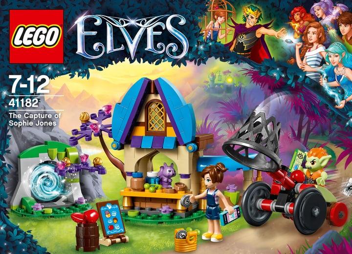 LEGO Elves La cattura di Sophie Jones 41182 748838500000