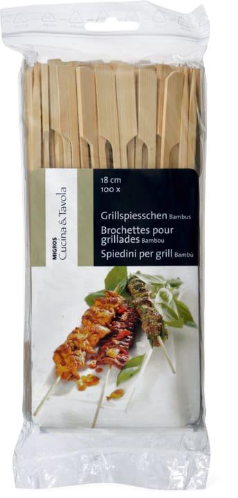 Spiedini per grill Cucina & Tavola 703154800000 N. figura 1