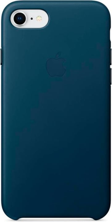 iPhone 8/7 Leather Case Bleu Cosmo Apple 785300130145 Photo no. 1
