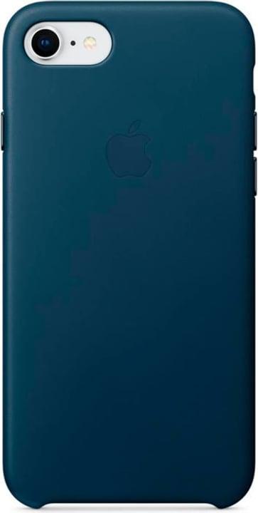 Leather Case iPhone 8/7 Cosmos Blue Hülle Apple 785300130145 Bild Nr. 1