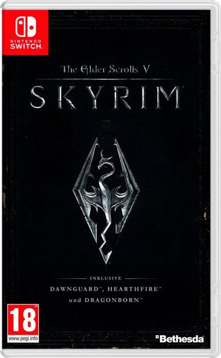 NSW - The Elder Scrolls V: Skyrim D Fisico (Box) 785300130169 N. figura 1