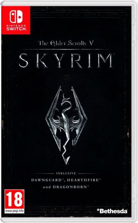 NSW - The Elder Scrolls V: Skyrim I Physique (Box) 785300130168 Photo no. 1