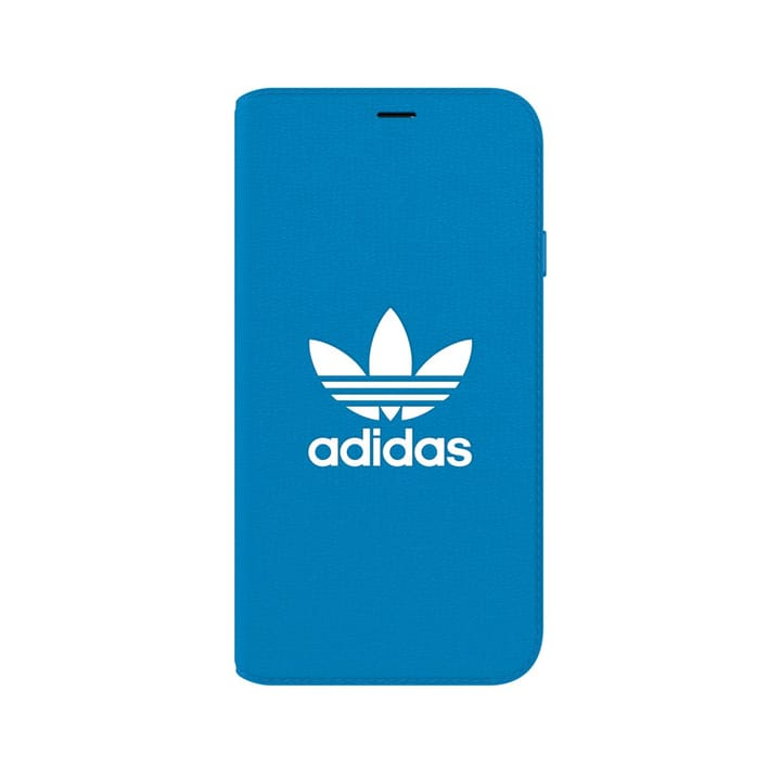 Booklet Case BASIC bleu Coque Adidas Originals 785300139832 Photo no. 1