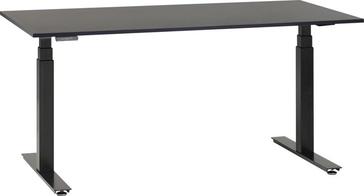 PROFI Pult 401850100000 Grösse B: 160.0 cm x T: 80.0 cm x H: 67.0 cm Farbe Schwarz Bild Nr. 1