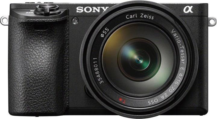 A6500 16-70mm schwarz Systemkamera Sony 785300127210 Bild Nr. 1