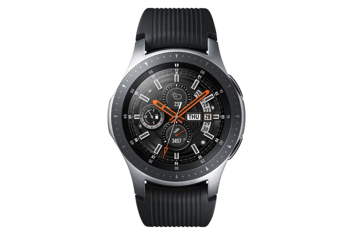 Galaxy Watch Silver 46mm Smartwatch Samsung 798450800000 Bild Nr. 1