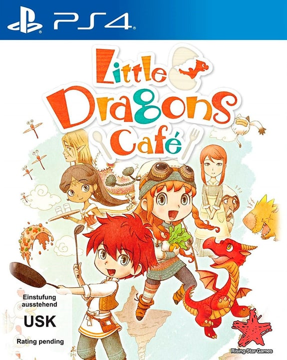 PS4 - Little Dragons Cafe (D) Box 785300137828 Photo no. 1