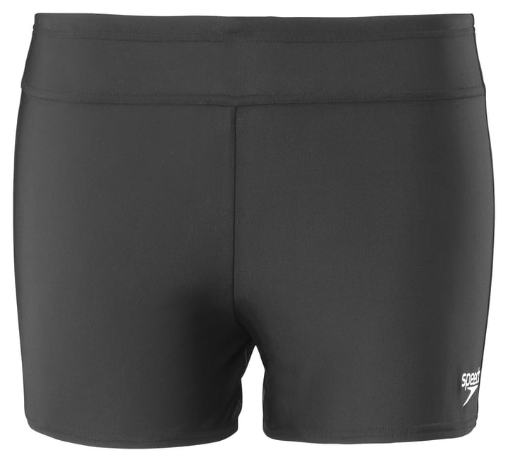 Houston Aquashort Boxer de bain pour homme Speedo 497756400120 Couleur noir Taille S Photo no. 1