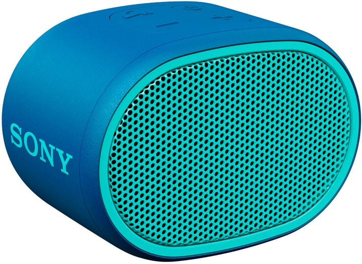 SRS-XB01 - Bleu Haut-parleur Bluetooth Sony 772828200000 Photo no. 1