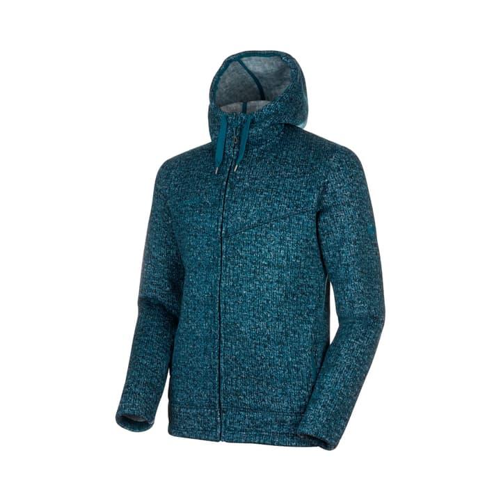 Chamuera Hood Veste en polaire pour homme Mammut 465736300322 Couleur bleu foncé Taille S Photo no. 1