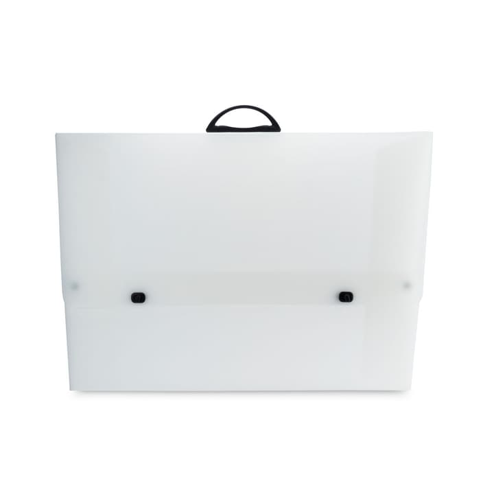 CASE serviettes porte-documents 386018702507 Dimensions L: 72.0 cm x P: 53.0 cm x H: 3.0 cm Couleur Blanc Photo no. 1