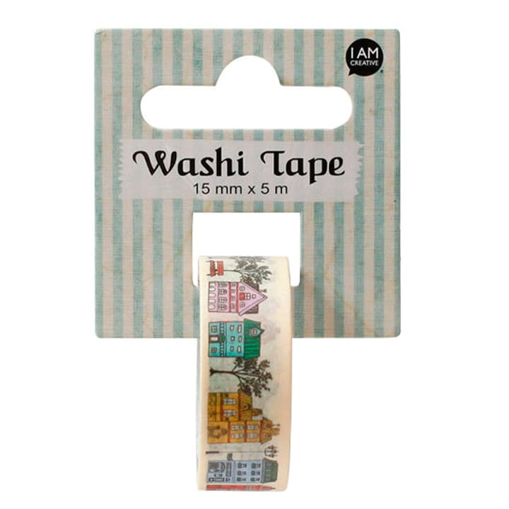 Washi Tape City I AM CREATIVE 666124900000 Bild Nr. 1