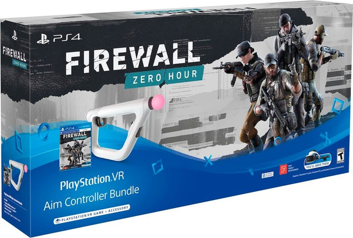 Firewall: Zero hour VR + Aim Controller Box 785300137898 Photo no. 1
