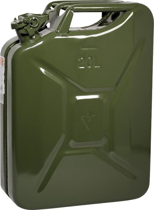 Metallkanister 20 L Kanister + Trichter Miocar 621309400000 Bild Nr. 1