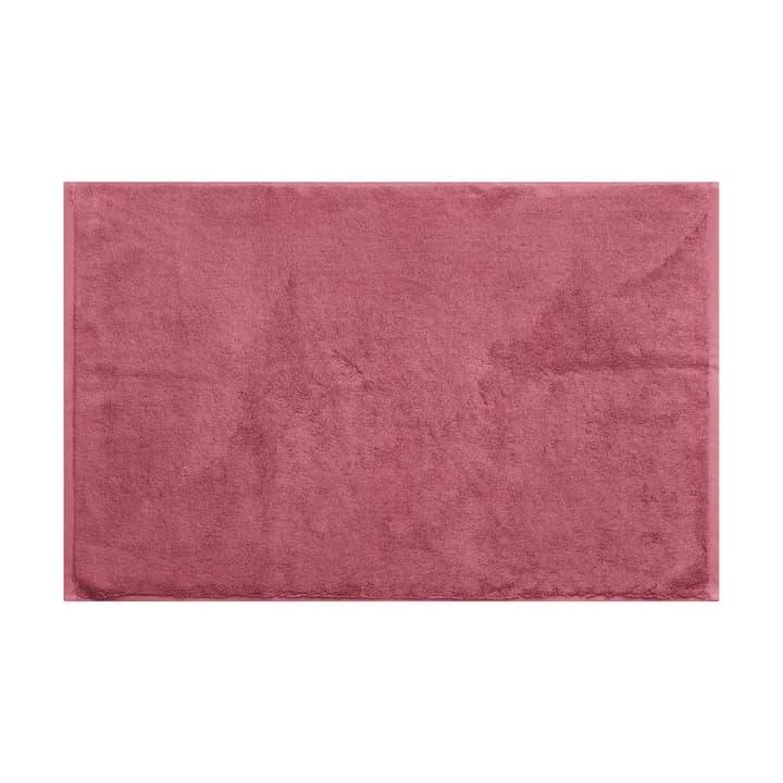 INARI Tapis de bain Schlossberg 374138821538 Dimensions L: 50.0 cm x P: 80.0 cm Couleur Vieux rose Photo no. 1