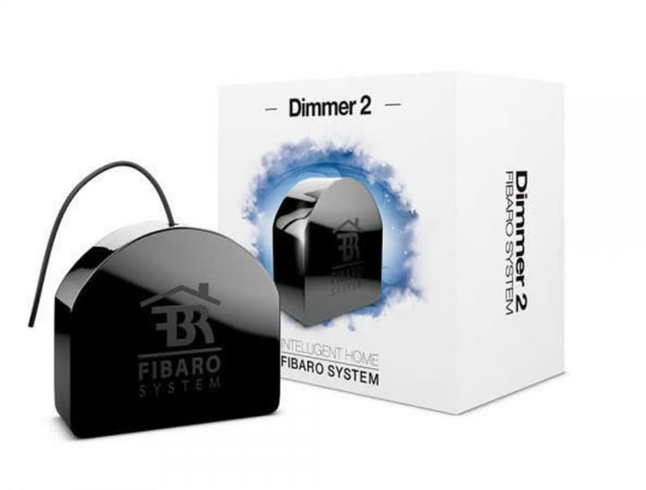 Z-Wave Dimmer 2 Bottone intelligente Fibaro 785300132229 N. figura 1