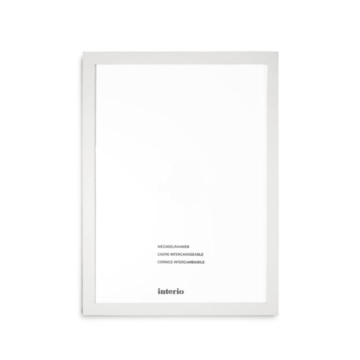 QUADROLINO Cadre interchangeable 384015800000 Dimensions images 42 x 59.4 (A2) Couleur Blanc Photo no. 1