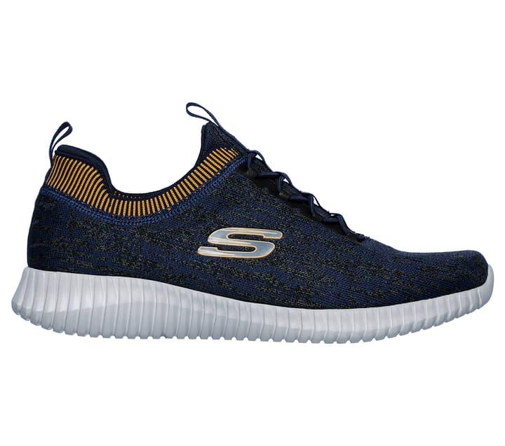 Elite Flex Chaussures de loisirs pour homme Skechers 465400341022 Couleur bleu foncé Taille 41 Photo no. 1
