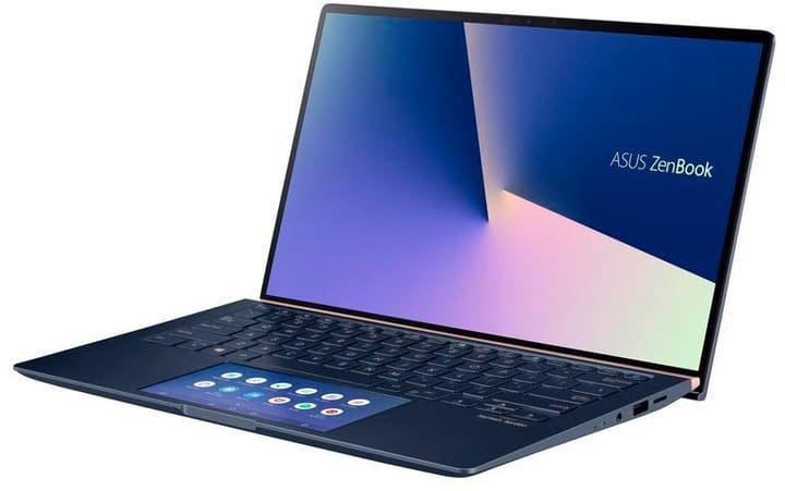 ZenBook 14 UX434FLC-A5254R Ordinateur portable Asus 785300149587 Photo no. 1