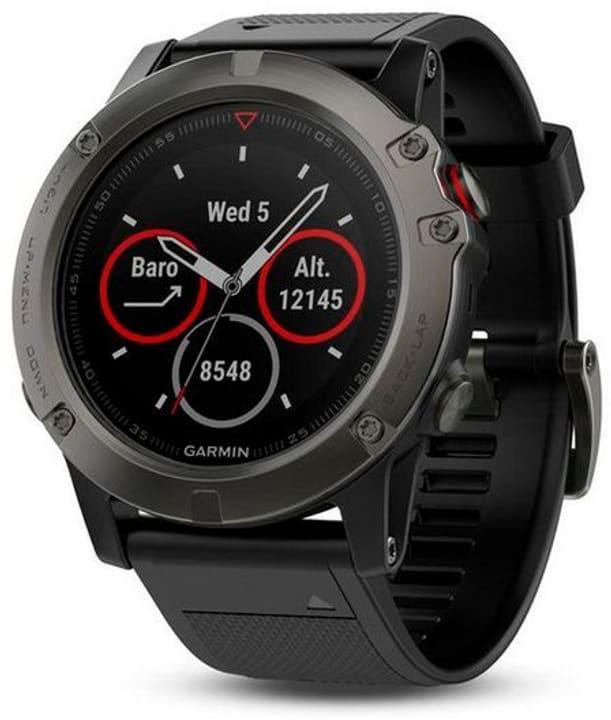 Fenix 5X saphir gris Smartwatch Garmin 785300139220 Photo no. 1