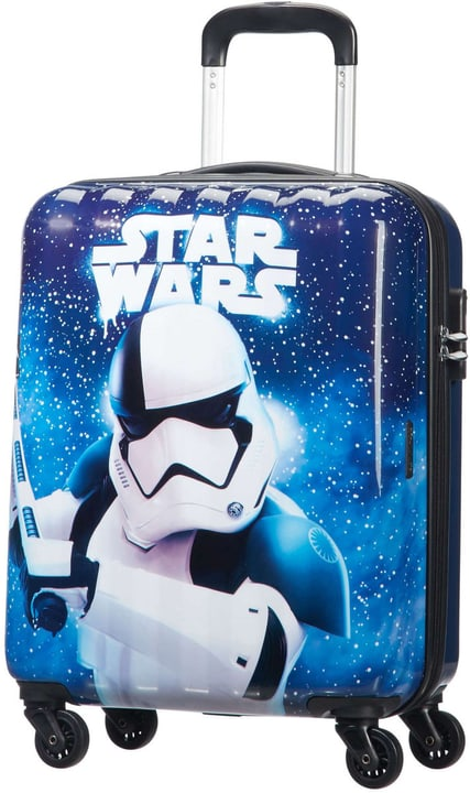 Spinner - Star Wars Stormtrooper - 55 cm Physique (Box) American Tourister 785300131400 Photo no. 1