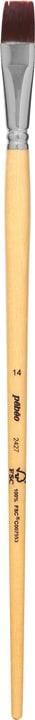 Pennello piuma mescolata Nr. 2 Pebeo 663530500000 Soggetto Nr. 14 N. figura 1
