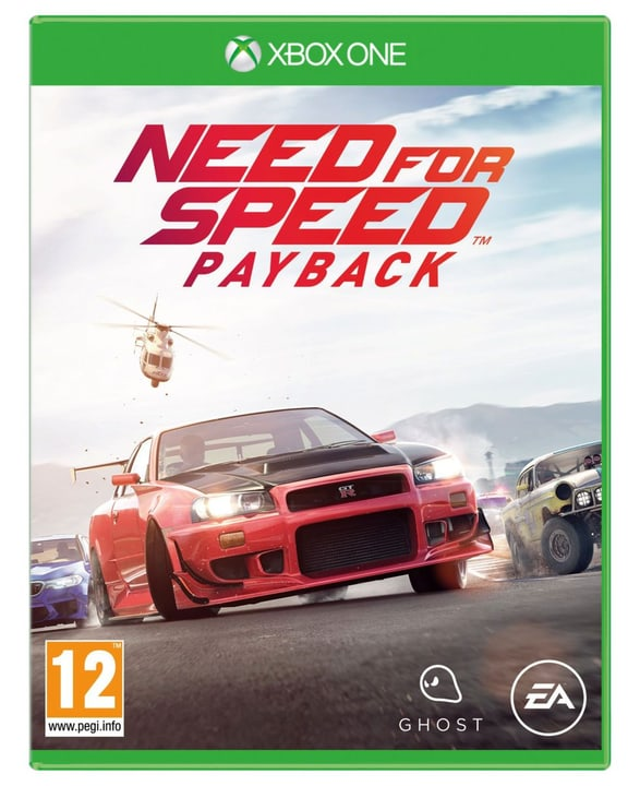 Xbox One  - Need for Speed - Payback Box 785300128673 Bild Nr. 1