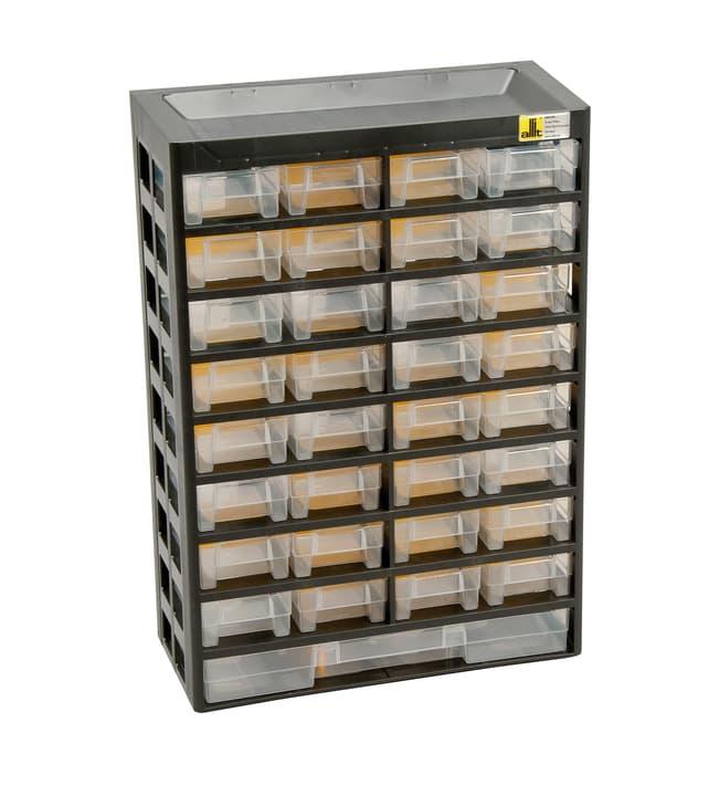 Cassetta porta minuteria, 33 cassetti, 21 divisori interni allit 603636200000 N. figura 1