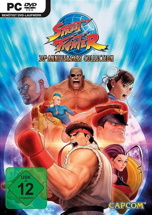 PC - Street Fighter 30th Anniversary Collection Fisico (Box) 785300133928 N. figura 1
