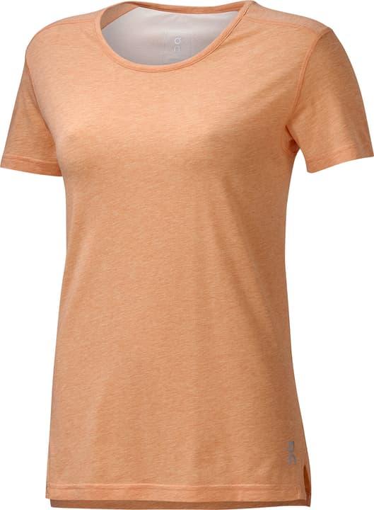 Comfort-T Shirt pour femme On 470141200557 Couleur corail Taille L Photo no. 1