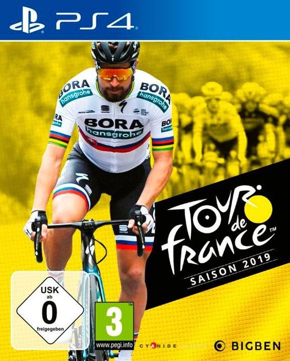 PS4 - Tour de France - Saison 2019 D/F Box 785300143998 Photo no. 1