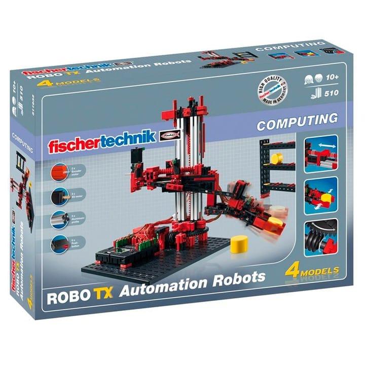 FischerTechnik ROBO TX Automation Robots 785300127909 Photo no. 1