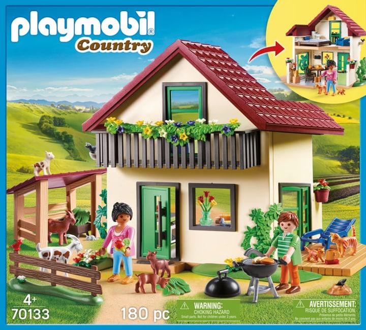 PLAYMOBIL 70133 Maisonnette fermiers 748012800000 Photo no. 1