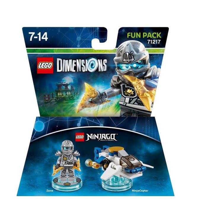 "LEGO Dimensions Fun Pack LEGO Ninjago ""Zane"" 785300119843 N. figura 1"