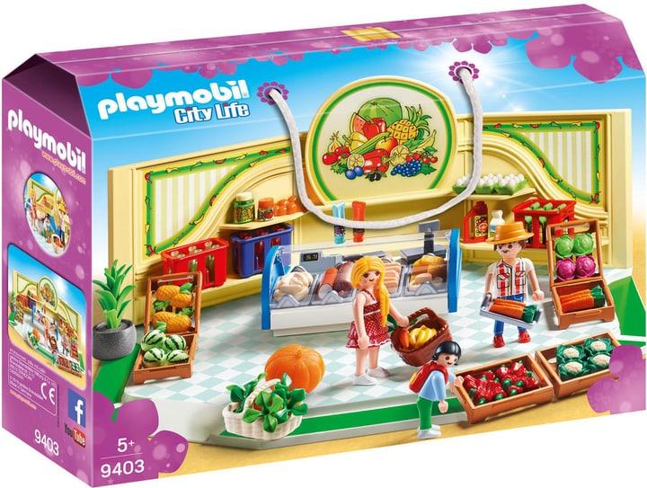 Playmobil Epicerie 746090400000 Photo no. 1