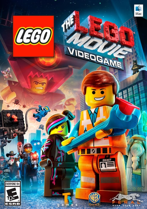 Mac - The LEGO Movie Digitale (ESD) 785300134083 N. figura 1