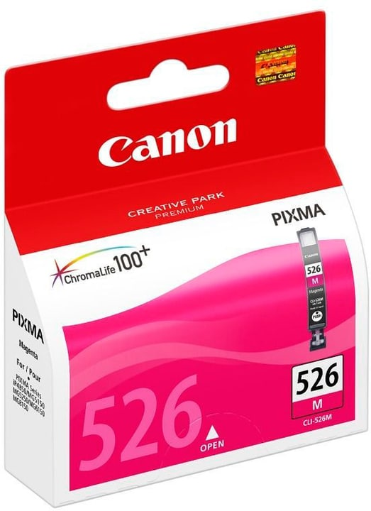 CLI-526 cartouche d'encre magenta Canon 796011100000 Photo no. 1