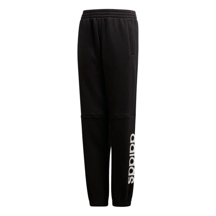 Linear Pant Pantalon de loisirs pour garçon Adidas 464566312820 Couleur noir Taille 128 Photo no. 1