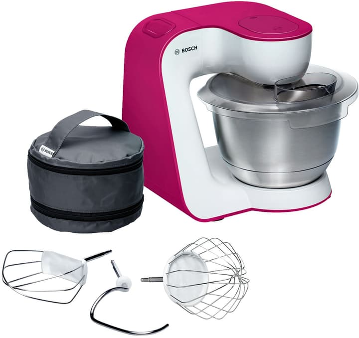 StartLine blanc/wild purple MUM54P00 Robot de cuisine Bosch 785300134839 Photo no. 1