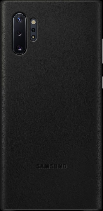 Leather Cover black Hülle Samsung 785300146388 Bild Nr. 1