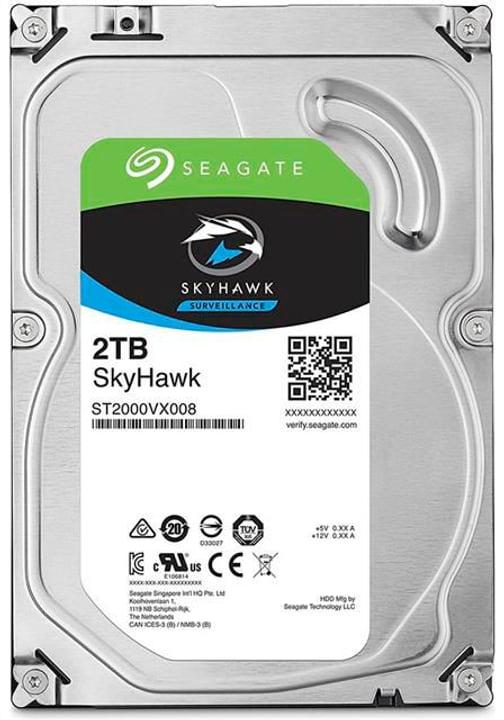 """SkyHawk HDD - 3.5"""" SATA 6Gb/s - 2TB Hard disk Interno HDD Seagate 785300133753 N. figura 1"""
