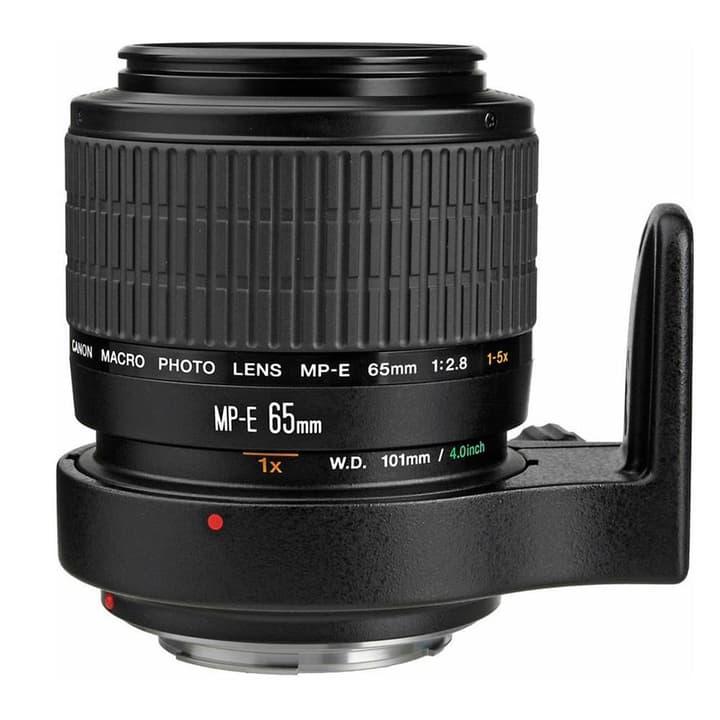 MP-E 65mm 2.8 Macro (1:5) Obiettivo Obiettivo Canon 785300127169 N. figura 1