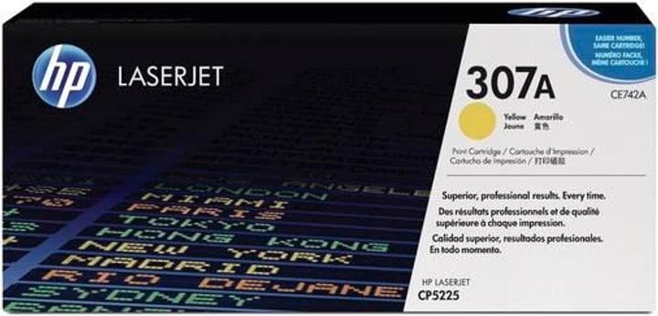 307A Toner gelb (CE742A) Tonerkassette HP 798532400000 Bild Nr. 1