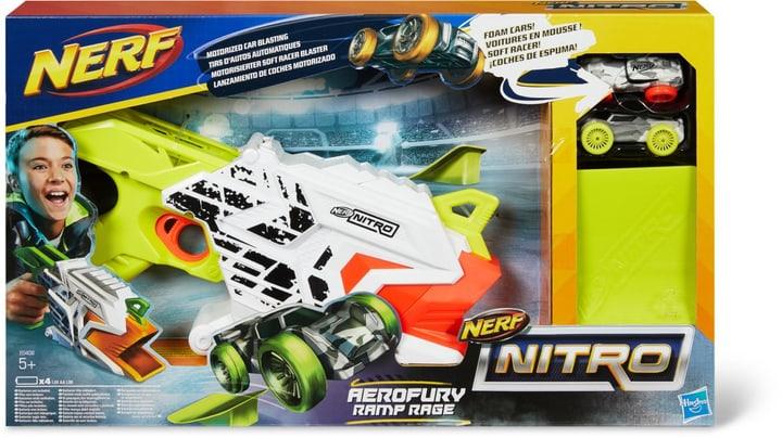 Nerf Nitro AeroFury Ramp Rage 744549300000 Bild Nr. 1