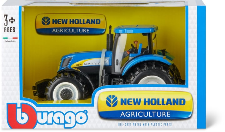Tracteur New Holland (T7000) 1/32 746215600000 Photo no. 1