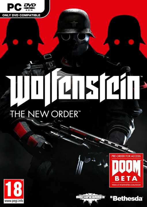 PC - Wolfenstein: The New Order Digital (ESD) 785300133809 Bild Nr. 1