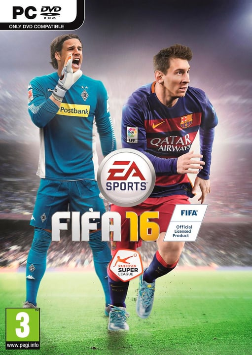 PC - FIFA 16 Box 785300120012 Photo no. 1